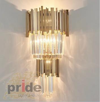 Pride Настенный светильник БРА B 52003-2
