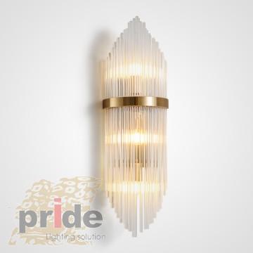 Pride Настенный светильник БРА B 52002-1