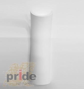 Pride Настенный гипсовый светильник 70020
