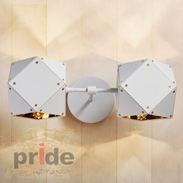 Pride Настенный  светильник  бра B51101-2 white