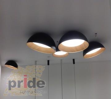 Pride Накладной светильник C60207-400B