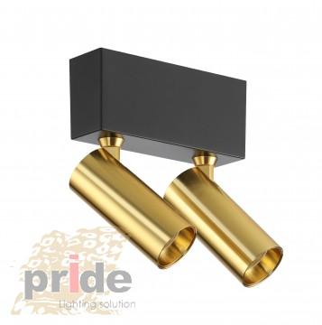 Pride Светильник на  магнитную шину Sun 76135-2(Sandy gold)