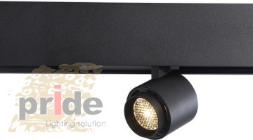 Pride Светильник на  магнитную шину Sun 76192R (Sandy black)