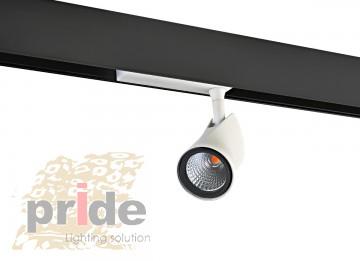 Pride Светильник на  магнитную шину Sun 76120 (Sandy white)