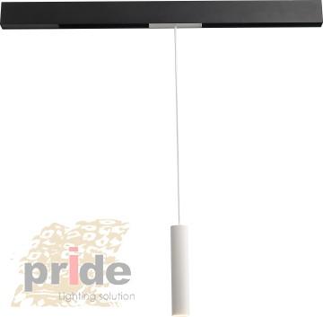 Pride Светильник на  магнитную шину Tube 7850 (Sandy white)