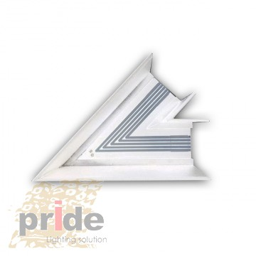 Pride Угловой соединитель для магнитной системы MG 80(Sandy white)