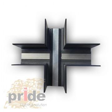 Pride Угловой соединитель для магнитной системы MG 81(Sandy black)