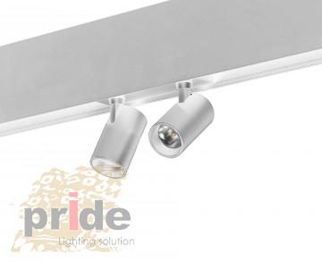 Pride Светильник на  магнитную шину Sun 25-6036 white