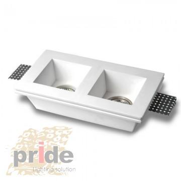 Pride Светильник гипсовый точечный 79129-2