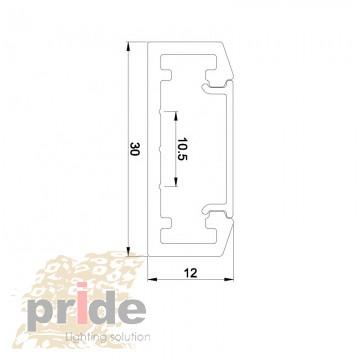 Pride Подвесной светильник LL-ALP830C-900