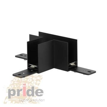 Pride Угловой соединитель для магнитной системы MG 27-79 Black
