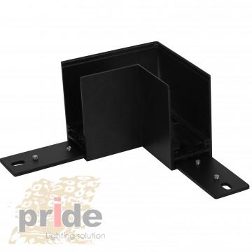 Pride Угловой соединитель для магнитной системы MG 27-71 90° Black