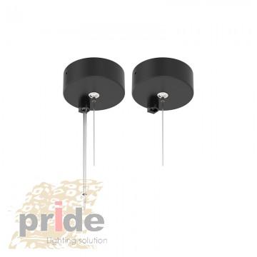 Pride Крепеж для подвесной системы магнитной трек шины MG 27-77 Black