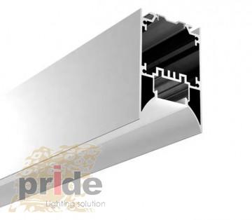 Pride Светодиодный профиль75075 black
