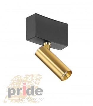 Pride Светильник на магнитную шину Sun 76135R Gold