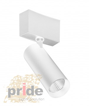 Pride Светильник на магнитную шину Sun 76150R white