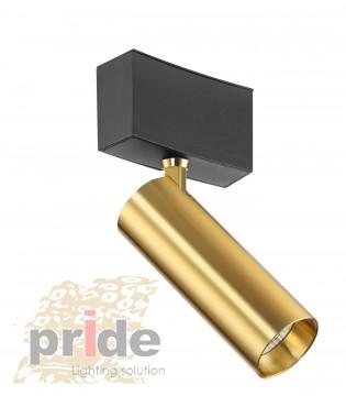 Pride Светильник на магнитную шину Sun 76150R gold