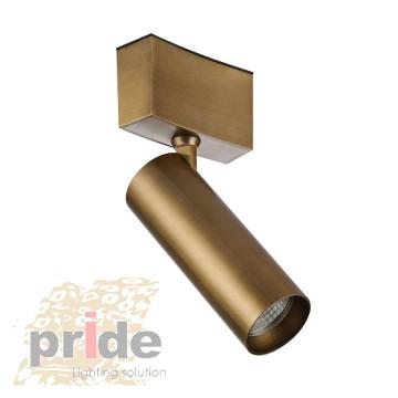 Pride Светильник на магнитную шину Sun 76150R Bronze