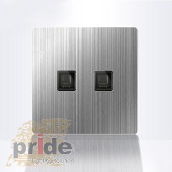 Pride A69/К9-E0102 Телефон розетка/ Интернет розетка