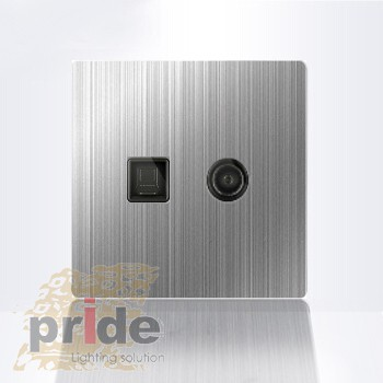 Pride Интернет/TV розетка A69/К9-E0203