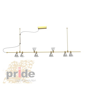 Pride MD Linear suspension L   (8J)