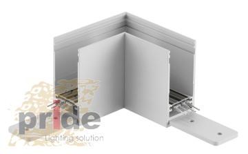 Pride Угловой соединитель для магнитной системы MG 27-71 90° White
