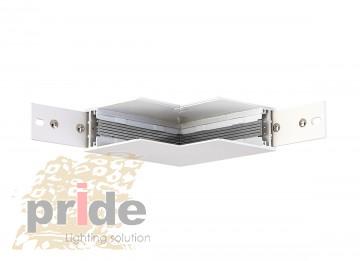 Pride Угловой соединитель для магнитной системы MG 27-72 White