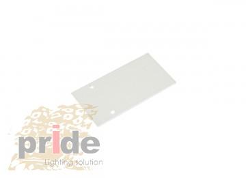 Pride Заглушка для магнитных систем MG 27-76 white
