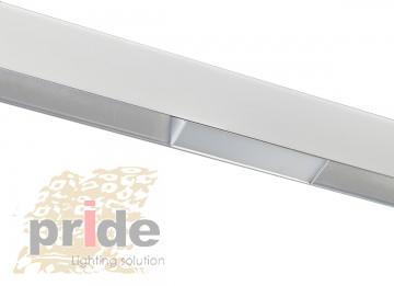 Pride Светильник на  магнитную шину DALI Moon 7007 white