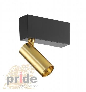 Pride Светильник на  магнитную шину DALI Sun 76136 Gold