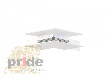 Pride Угловой соединитель для магнитной системы DALI MG 73 White