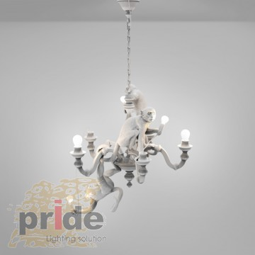 Pride Люстра 99133P/3BK white