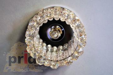 Pride Точечный светильник PRIDE S47248 CH/WH