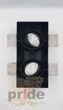 Pride Точечный светильник 7510 black