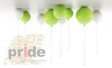 Pride Светильник потолочный 65055C/S