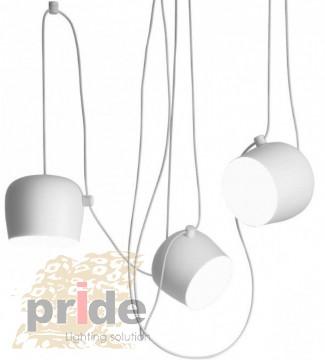Pride Подвесной светильник 89069/3B white