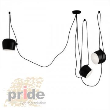 Pride Подвесной светильник 89069/3 black