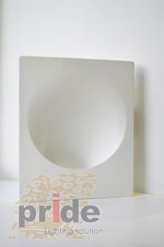 Pride Настенный гипсовый светильник 73014