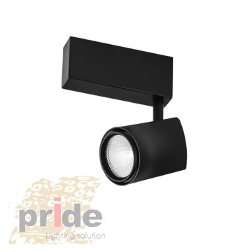 Pride Светильник на  магнитную шину Sun 76120 (Sandy black)